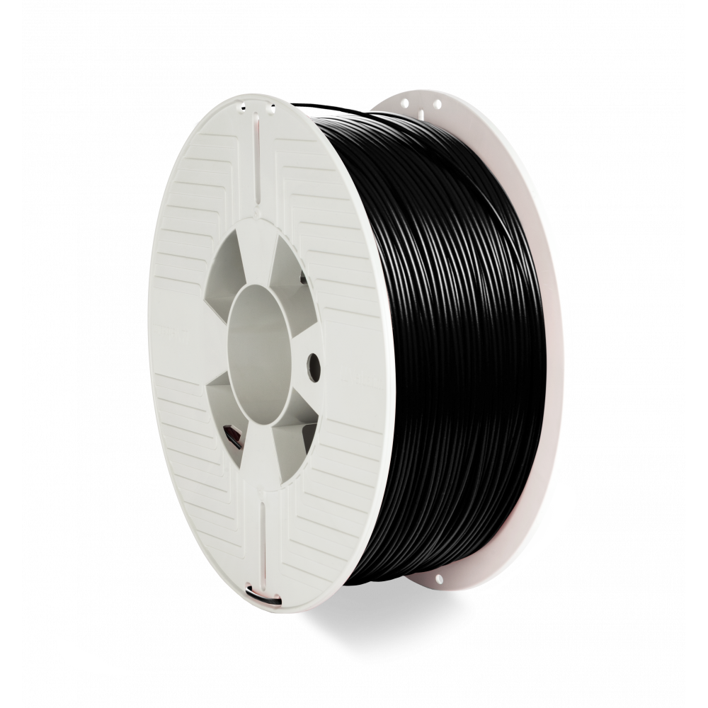 Verbatim 3D Printer Filament PET-G 1.75MM 1KG BLACK