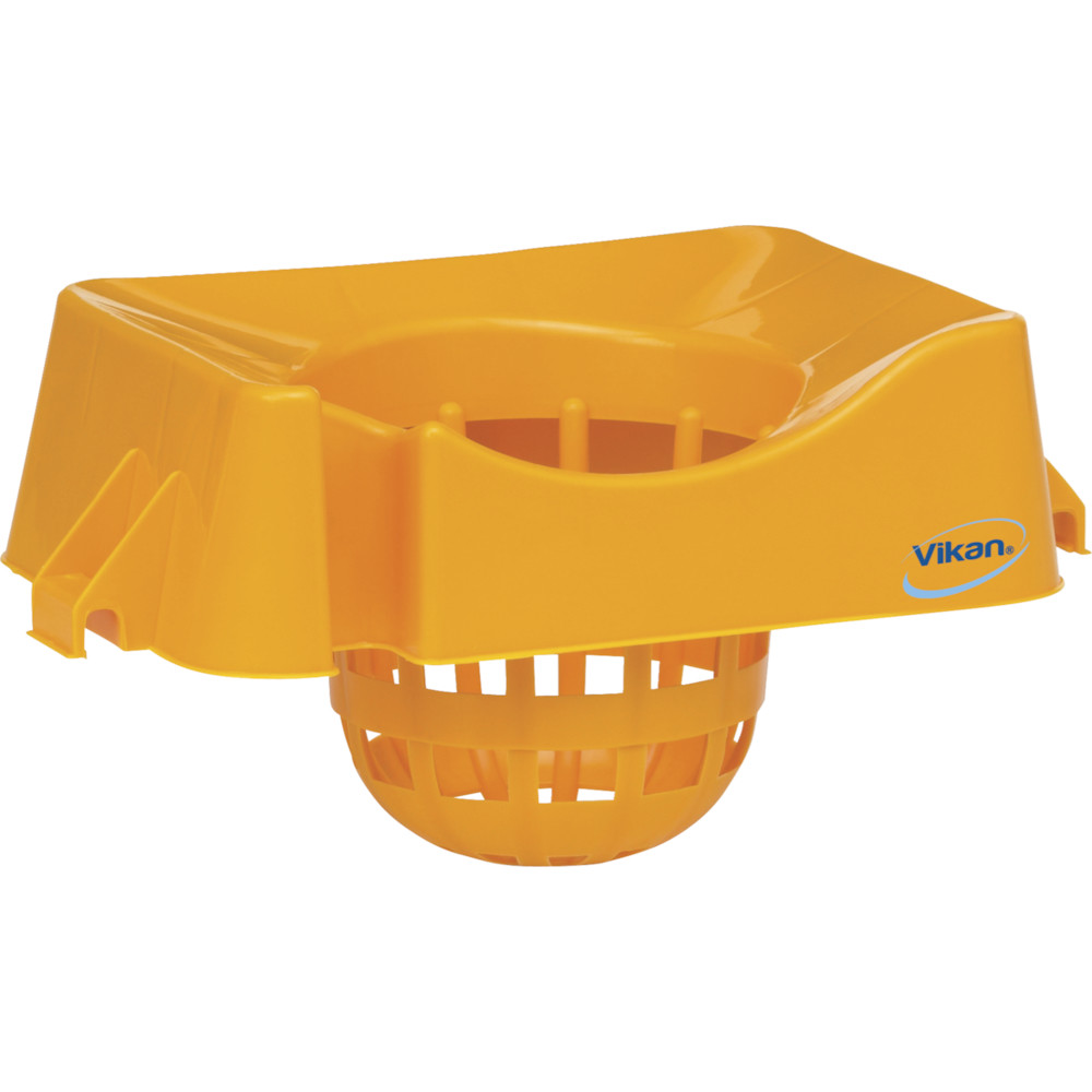 Vrideskål, Vikan ErgoClean, gul, til moppespand, L25 cm x B19 cm
