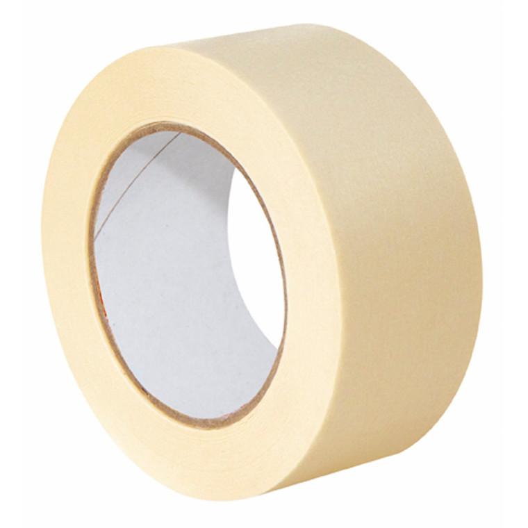 Tape papir t/afdækning 80grd 25mmx50m  1 rulle