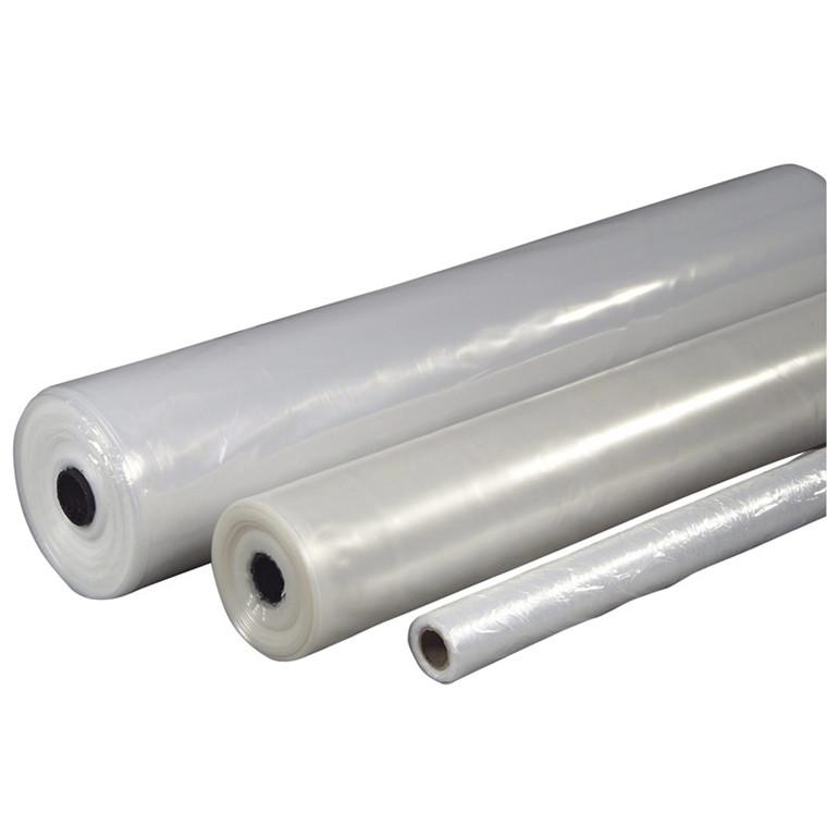 Plastik PE klar 2x50mx0,07mm 6,44kg foldet 1 gang