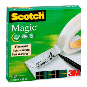 3M Scotch 810 Magic tape 19mmx66m