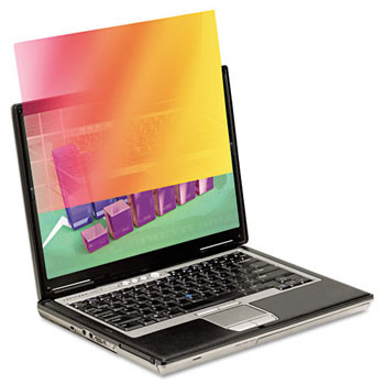 3M Privacy filter for laptop 13,3'' widescreen gold