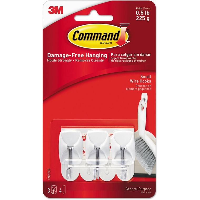 3M Command små trådkroge 17067