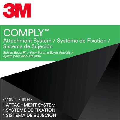 3M COMPLY Attachment System - Bezel Laptop Type