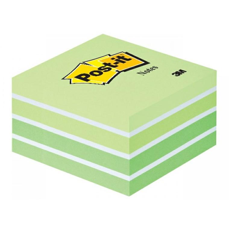 3M 2028G Kubuspad 76x76 pastel green