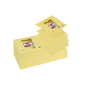 3M Z-Note SS 76x76 yellow (12)