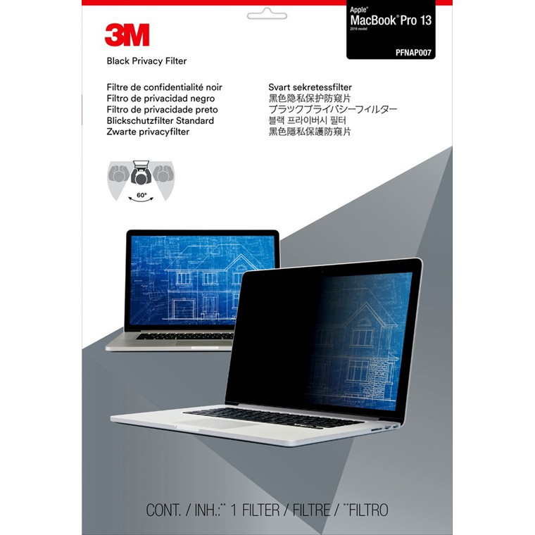 3M Privacy filter for 13'' MacBook Pro (2016 model)