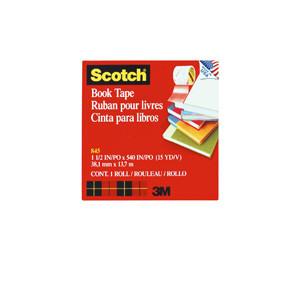 3M Scotch 845 Book tape 38mmx14m