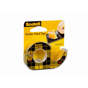 3M Tape 136D double side glued 12mmx6,3m