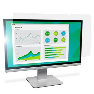 3M skærmfilter Anti-Glare desktop 23,8'' widescreen (16:9)