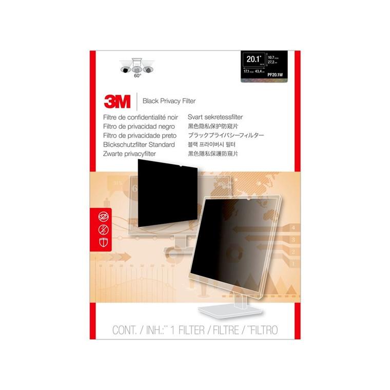 3M skærmfilter til desktop 20,1'' widescreen