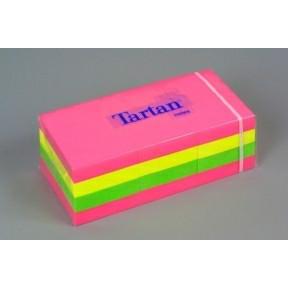 3M Tartan notes 38x51 Neon (12)