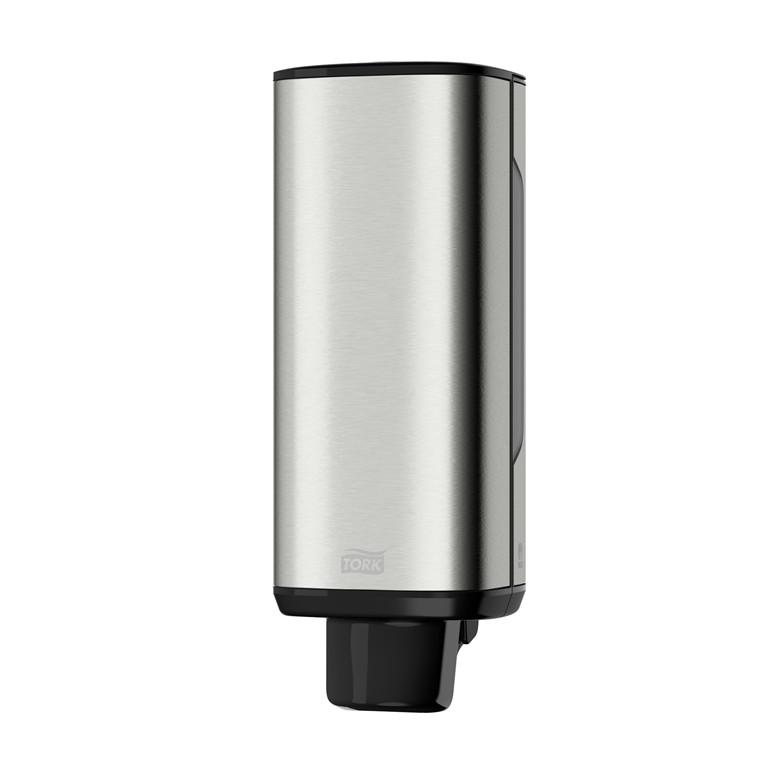 Tork 460010 Sæbedispenser S4 til 1 liter skumsæbe - stål