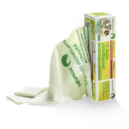 Bioposer - Bio affaldsposer bionedbrydelige - 10l