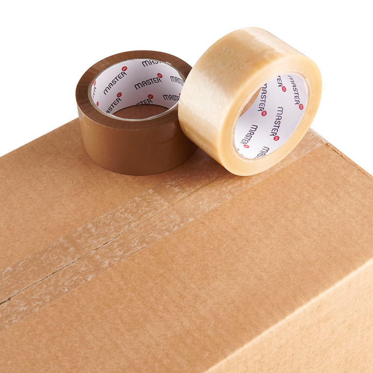 Tape Master'In PVC32 brun solvent 72mmx66m