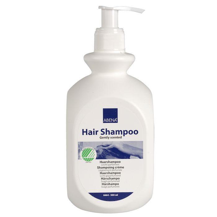 Abena Hair Shampoo - Hårshampoo med parfume - 500 ml