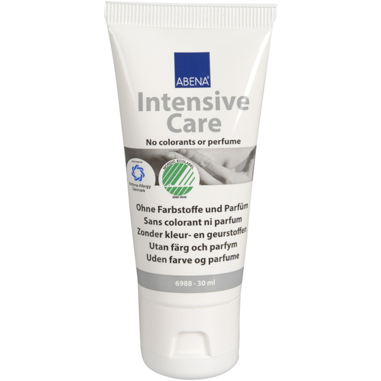 Abena Intensive Care - Hudcreme 70% fedt uden farve og parfume - 30 ml