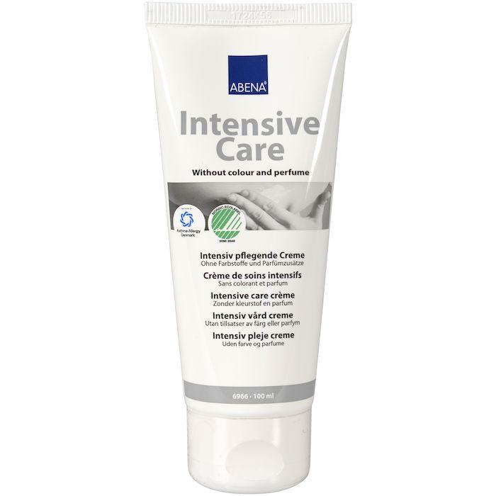 Abena Intensive Care pleje creme 70% fedt uden farve og parfume - 100 ml