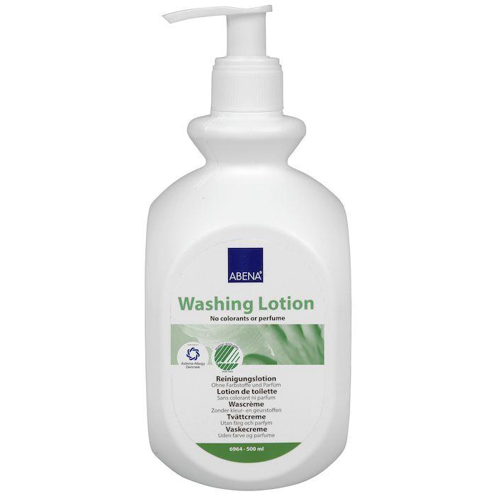 Abena Washing Lotion - Vaskecreme uden farve & parfume - 500 ml