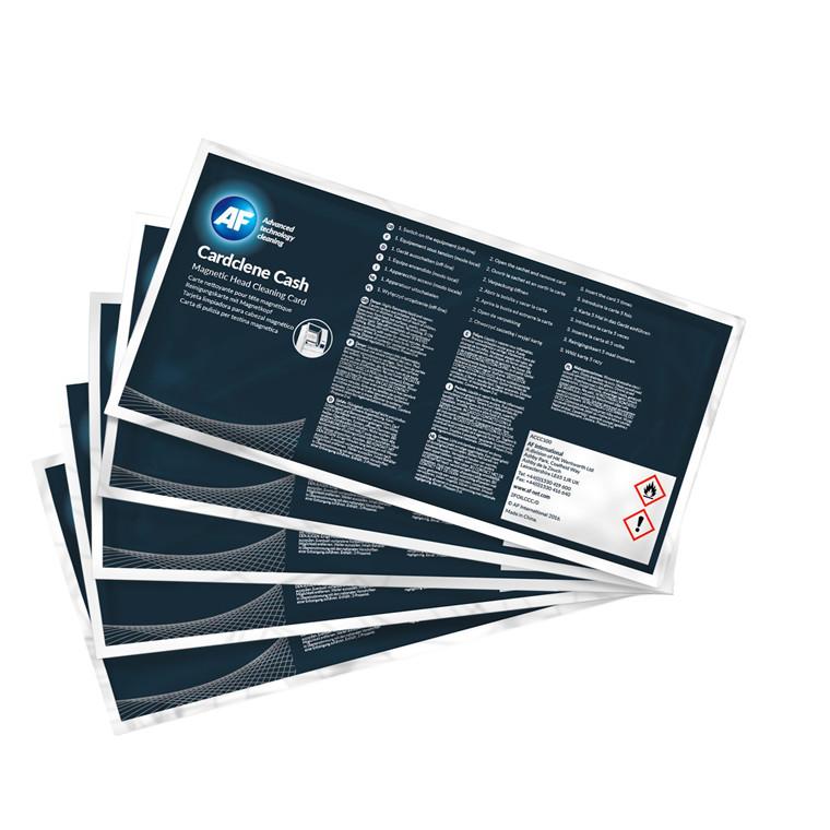 AF Rensekort til magnet læsere (100stk)