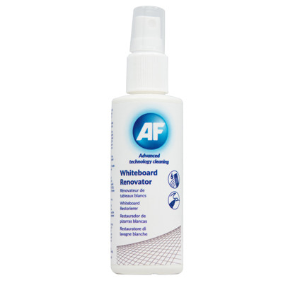 AF Whiteboard Renovator - Dybdegående rens til whiteboards - 125 ml