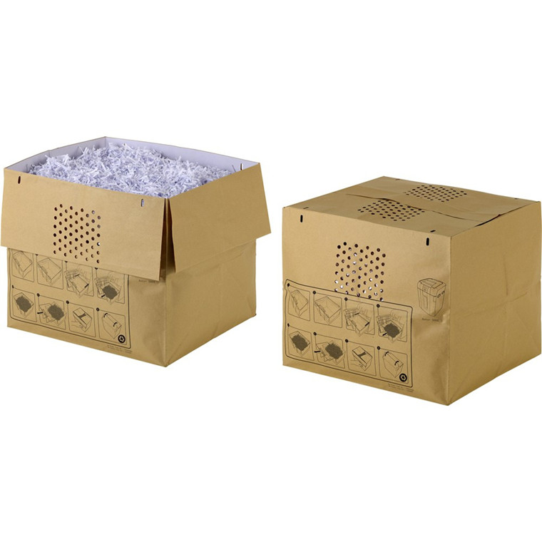 Affaldspose t/makulator Rexel Auto+ 175 32L recirkulerbar