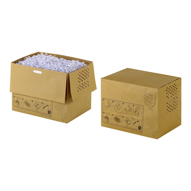 Affaldspose t/makulator Rexel Auto+ 300 40L recirkulerbar
