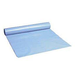 Luksus Affaldssække blå plastik - 760 x 1030 mm - 1 rulle