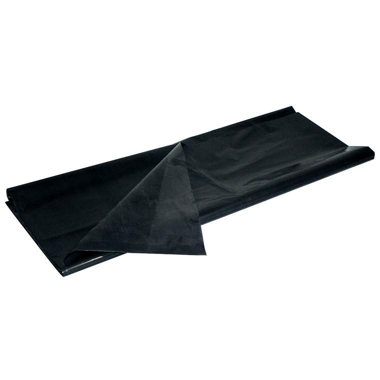 Sorte Affaldssække plastik -  720 x 1120 mm løse 97 my  - 1 pose