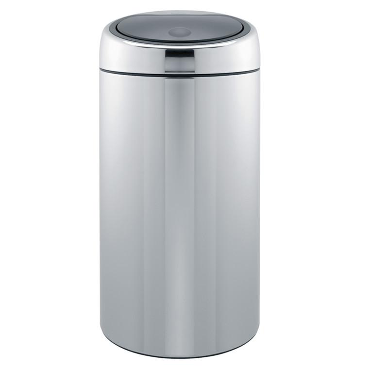 Affaldsspand, Brabantia, blank stål, 45 l