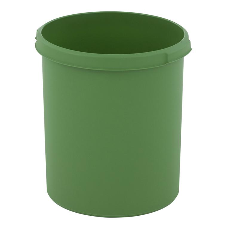 Affaldsspand, grøn, 30 l