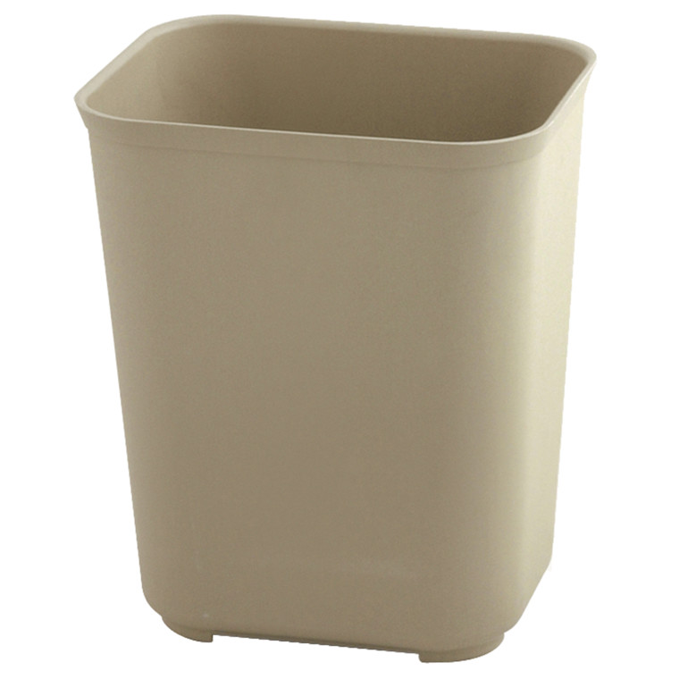 Affaldsspand, Rubbermaid, beige, 38 l