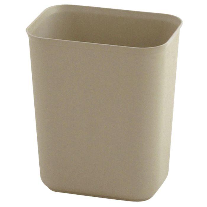Affaldsspand, Rubbermaid, beige, 6 l