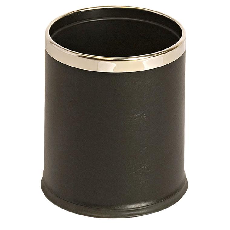 Affaldsspand, V-part, sort, 10 l