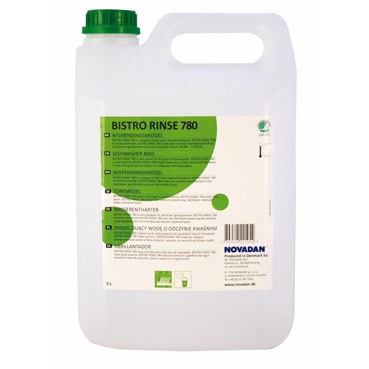 Novadan Bistro Rinse 780 Afspænding - 5 liter