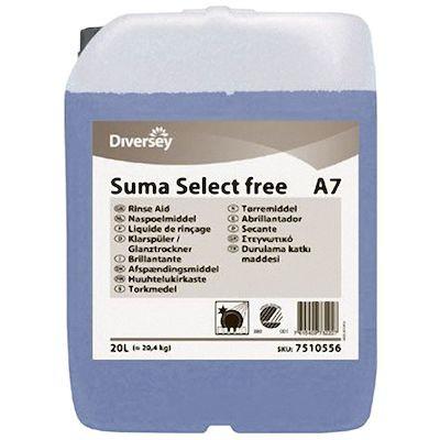 Afspænding, Suma Select free A7, neutral, 20 l,