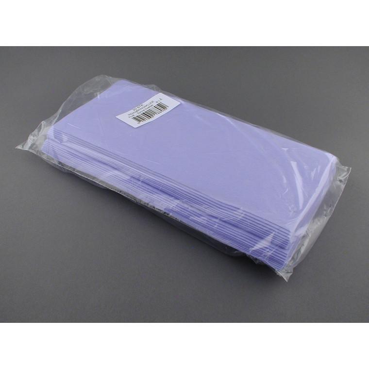 Blå rengøringsklud i kraftig kvalitet - 38 x 38 cm - 20 stk