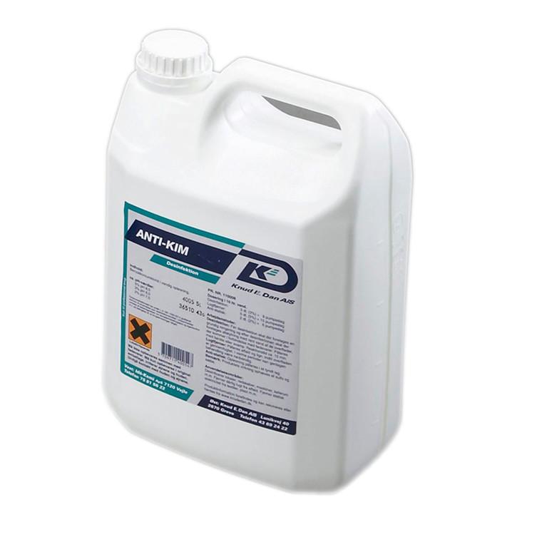 Anti-Kim Desinfektion - 5 liter