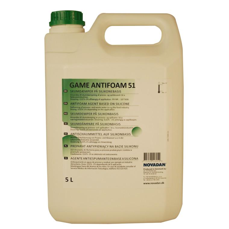Antifoam Game 51 5 liter 41845
