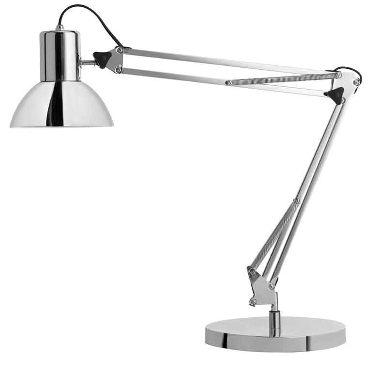 Arkitektlampe Unilux Success 88 led krom