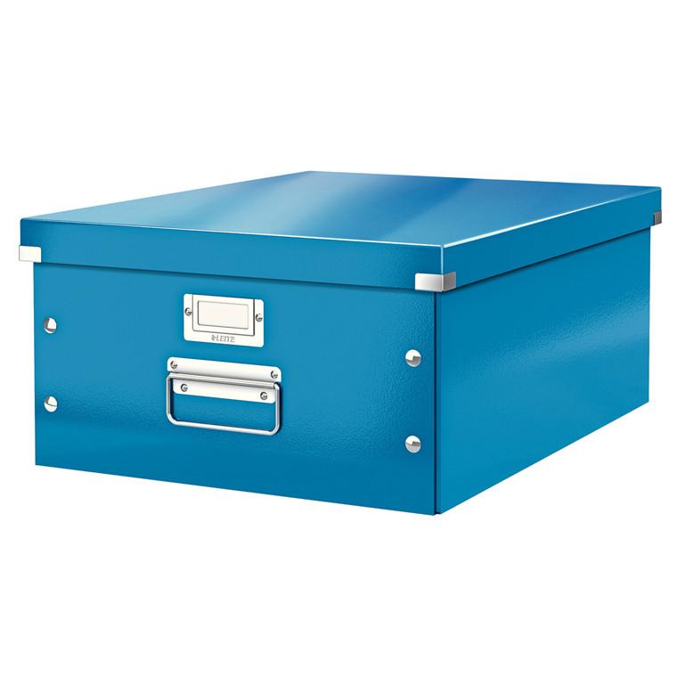 Leitz Click & Store arkivæske 37 x 20 x 48 cm - Blå