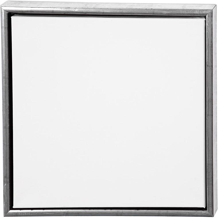 ArtistLine Canvas med ramme, udv. mål 44x44 cm, dybde 3 cm, Lærred str. 40x40 cm, 1stk.