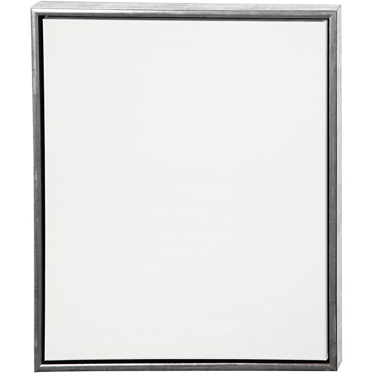 ArtistLine Canvas med ramme, udv. mål 54x64 cm, dybde 3 cm, Lærred str. 50x60 cm, 1stk.