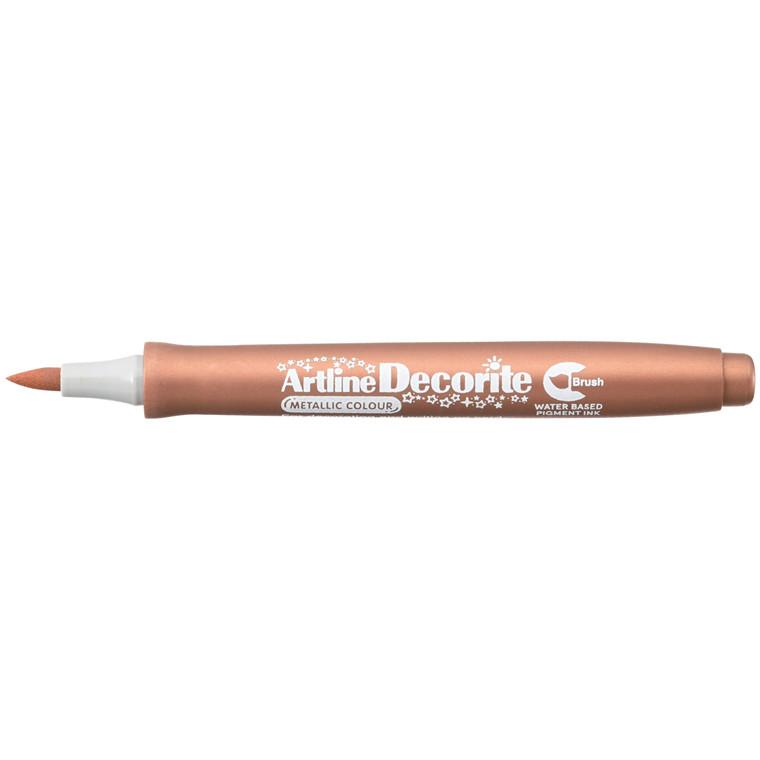 Artline Decorite Brush bronze