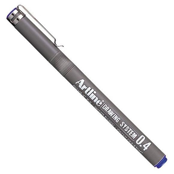 Artline Drawing System 0.4 blå