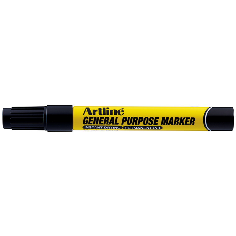 Artline general purpose marker black