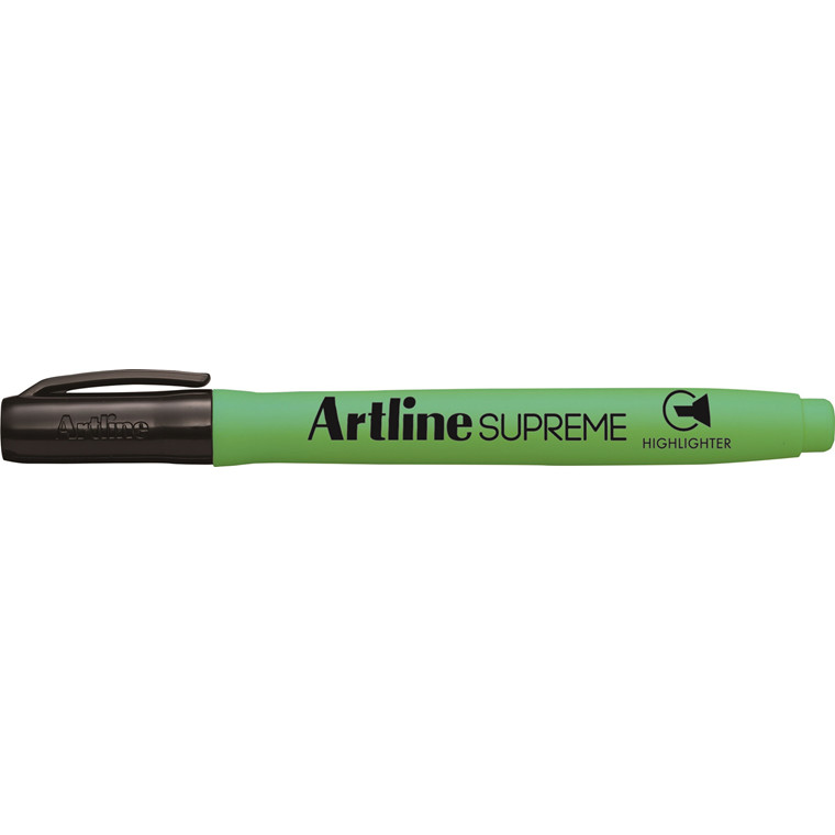 Artline Supreme Highlighter f.grøn