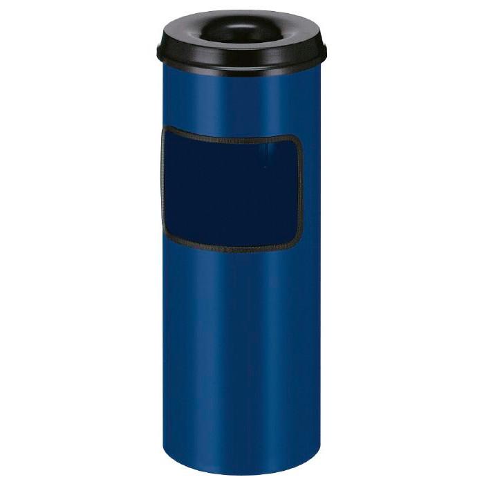 Askebæger, med brandhæmmende top, blå,