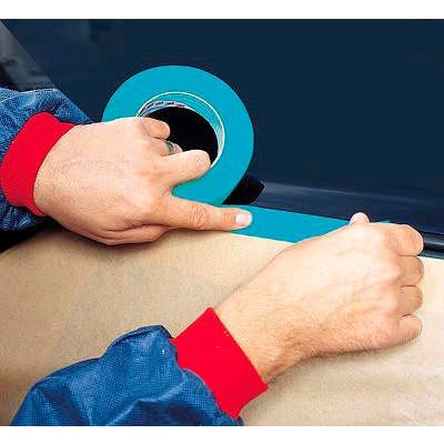 Autoafdækningstape 3M blå 48mmx50m 3434 min. 20rl.