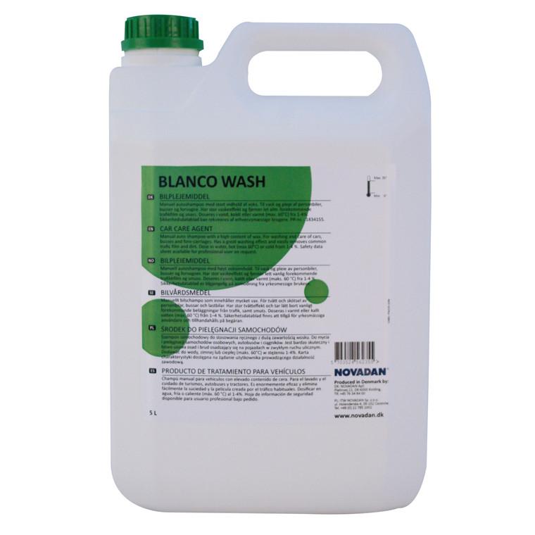 Autoshampoo Blanco Wash 5l